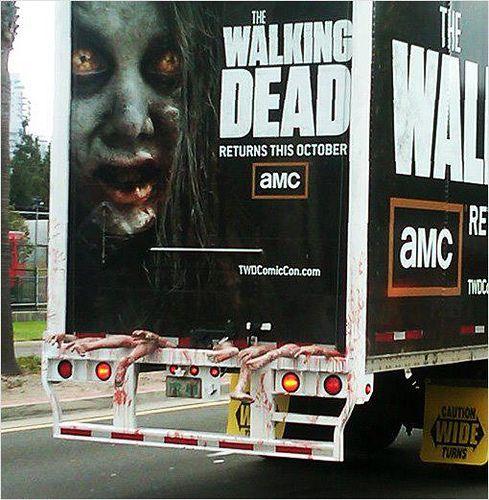 Geile Werbung ( the walking dead ) - http://www.1pic4u.com/blog/2014/05/27/geile-werbung-the-walking-dead/