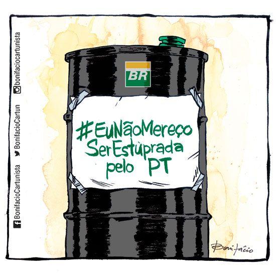 Petrobras Estuprada