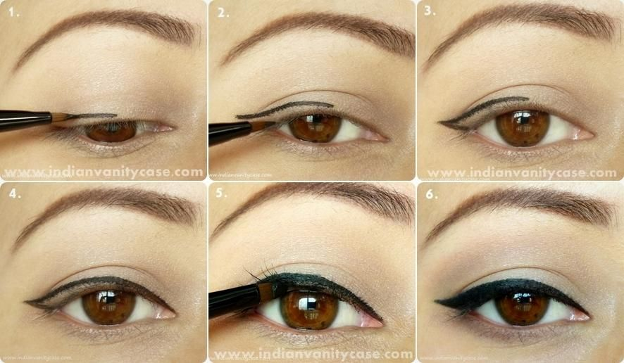Cat Eyeliner Has Got To The Most Unpredictable Thing In Makeup