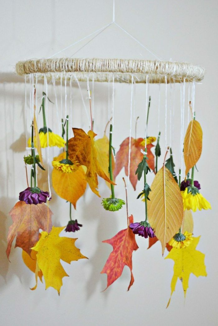 Crafting With Leaves Many Craft Ideas For Adults And Children Diy