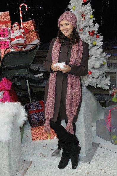 Virginie Ledoyen Photos: Disneyland Paris Magic Christmas Season Launch