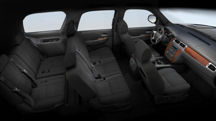 2014 Tahoe Ls As Shown 43 600 Interior Photos Chevrolet Tahoe