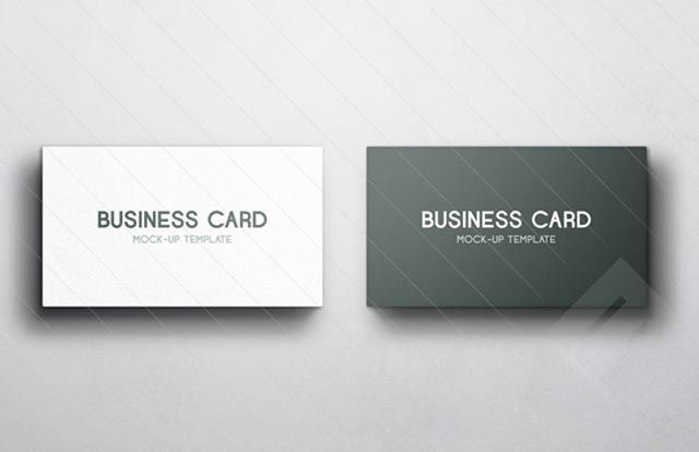 Simple business card mockup for showcasing of your artwork simple business card mockup for showcasing of your artwork available for download as free psd reheart Images