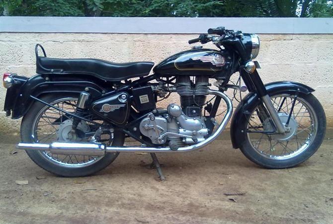 2004 Model Bullet Standard 350 Cc For Sale In Thiruvanathapuram