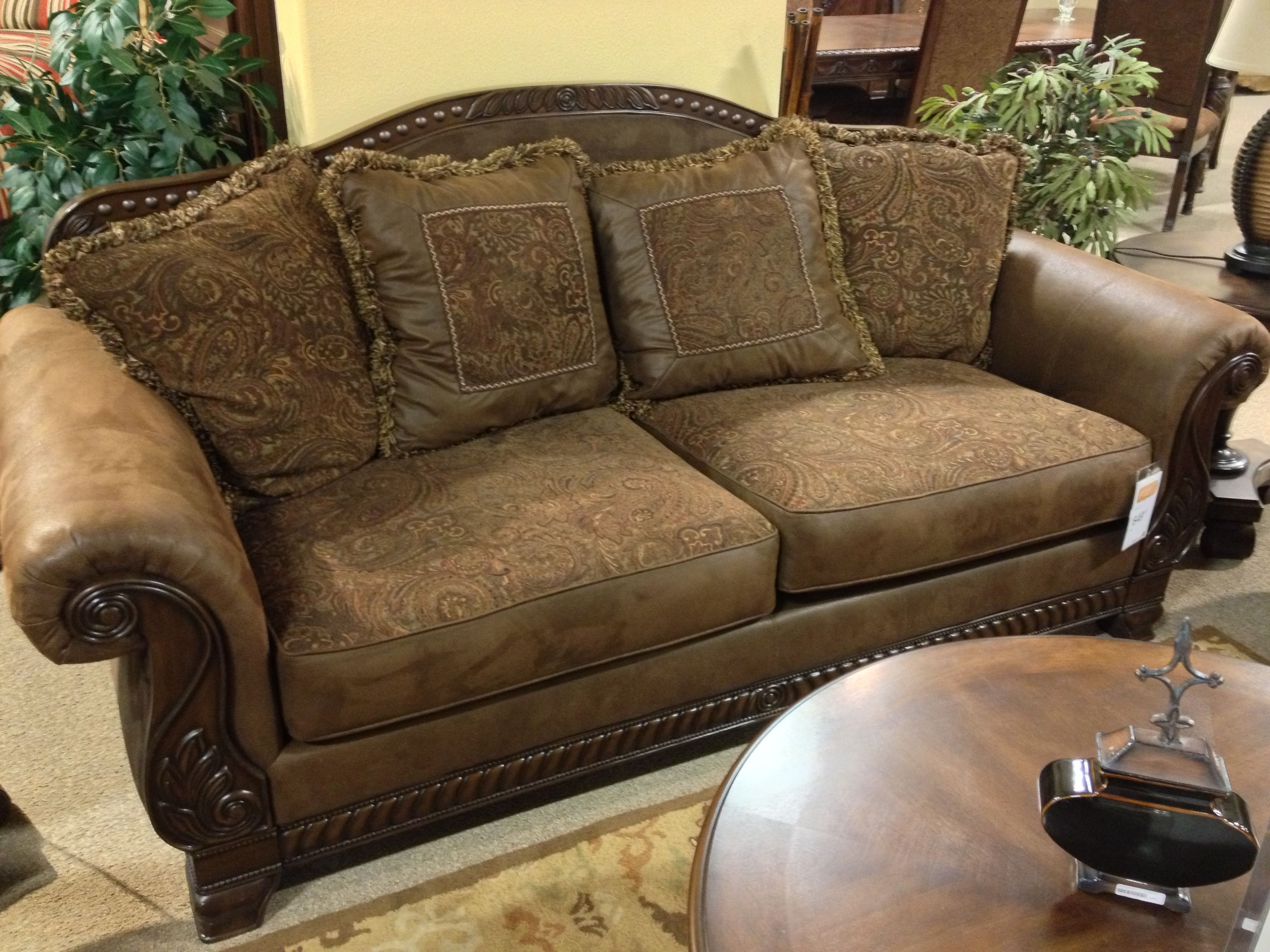 Sofa At Ashley Furniture In Tricities