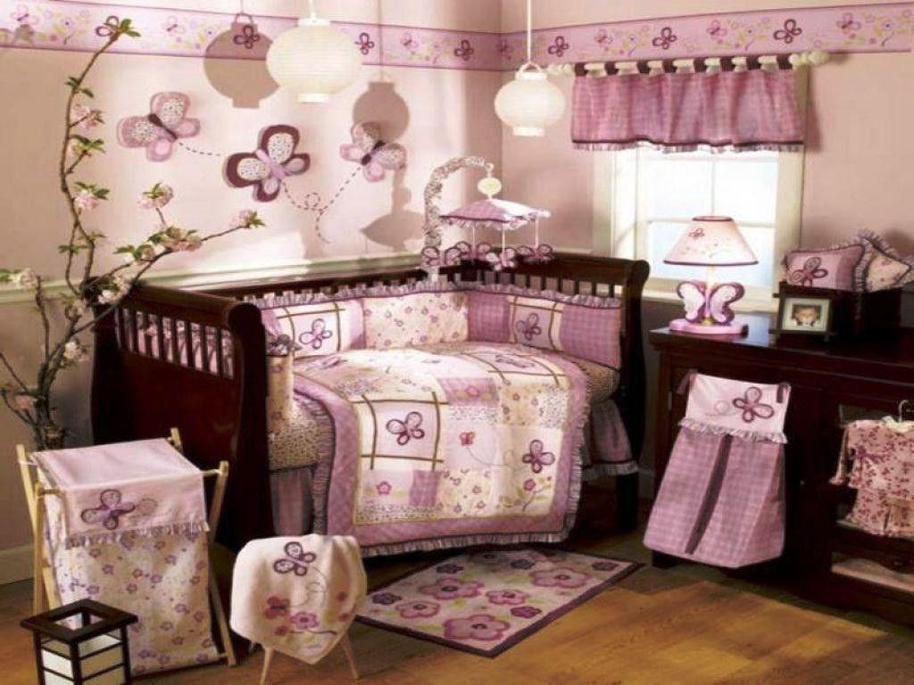 Baby Girl Bedroom Colors (mit Bildern) Kinder zimmer