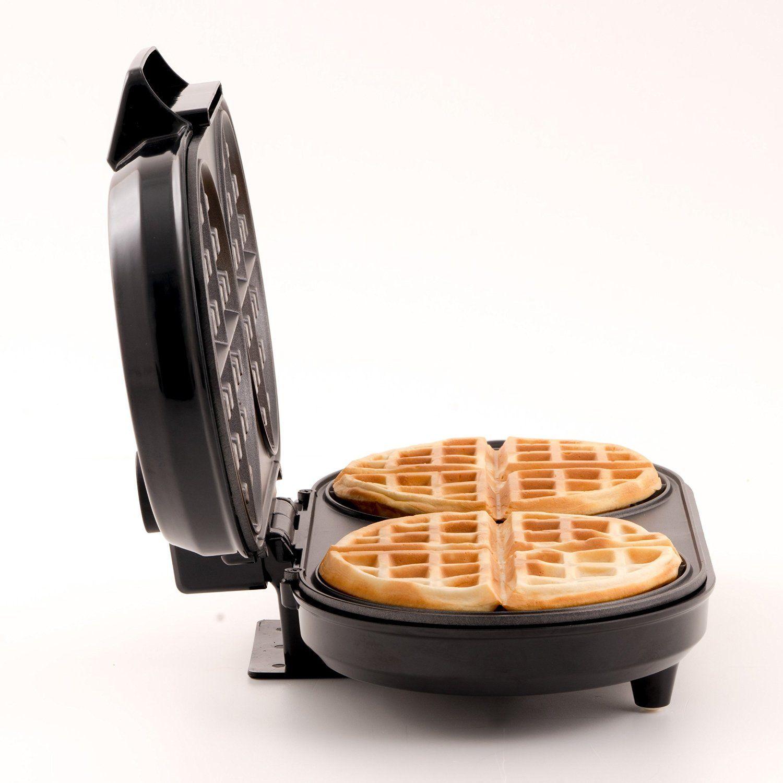 Quality Double Waffle Maker Waffle Iron Amazon.co.uk