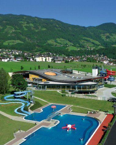 Erlebnis-Therme Fgen Zillertal | Excursions in Zillertal ...
