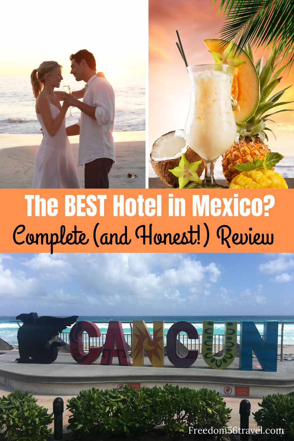 Where To Stay In Cancun A Perfect Couples Vacation Freedom56travel Mexico Hotels Mexico Travel Best Hotels