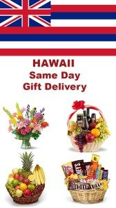Hawaii Same Day Gift Delivery Unique Gifts For Men, Gourmet Recipes, Gift Baskets,
