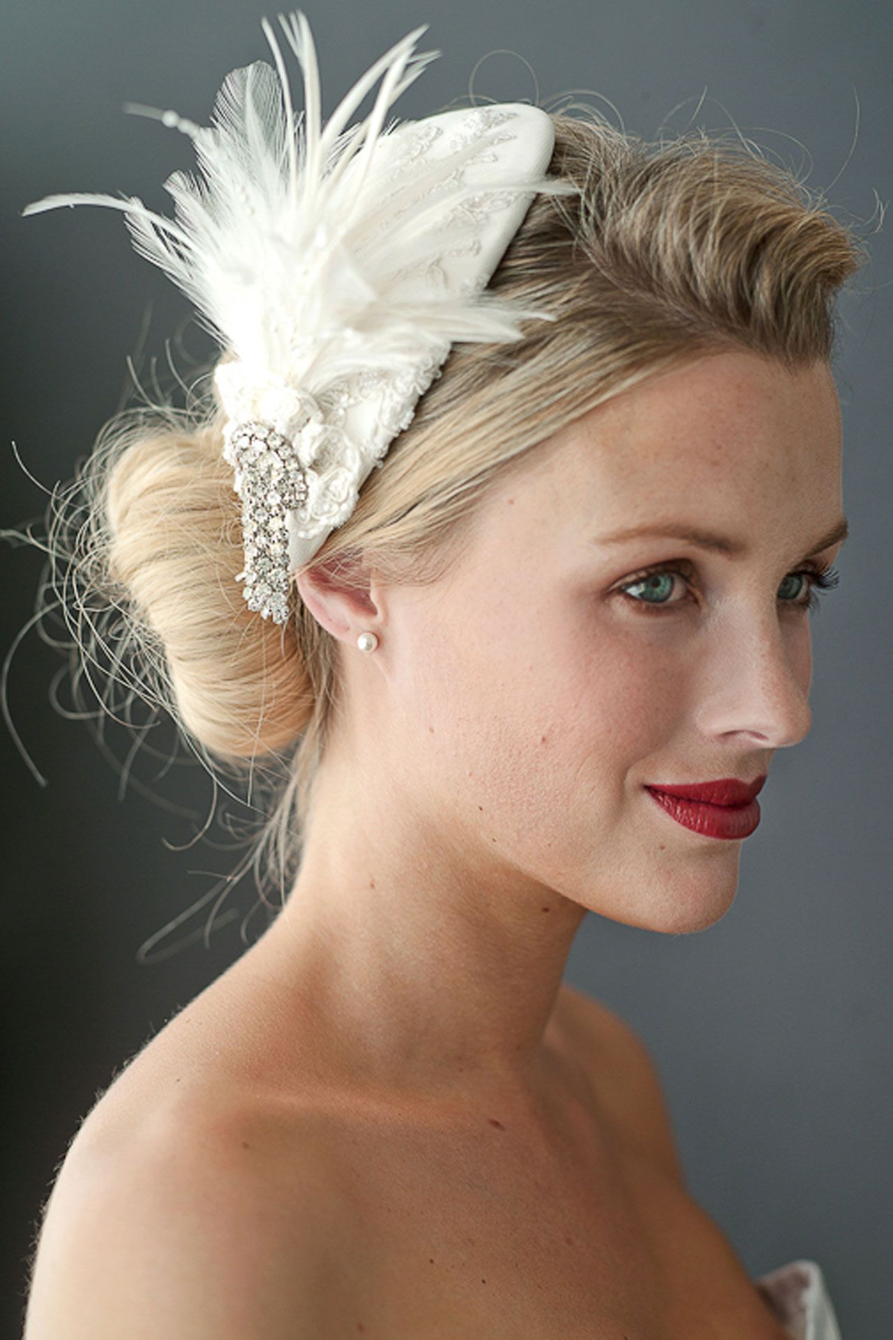 wedding hair accessories - bridal accessories (bridesmagazine.co.uk