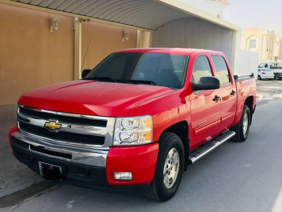 Chevrolet Silverado Lt 2011 Used In Cars On Qatar
