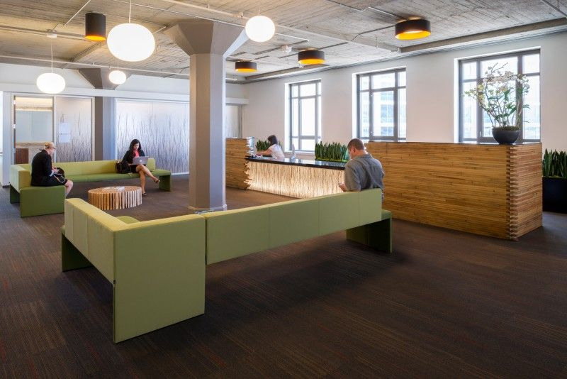 Twitter global headquarters by ia interior architects i like architecture