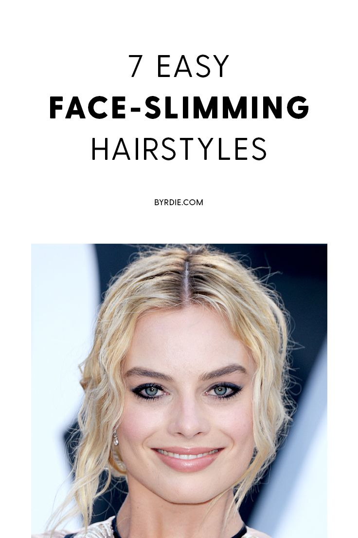 Yes, Face-Slimming Hairstyles Exist, and Here Are Our Favorites ...