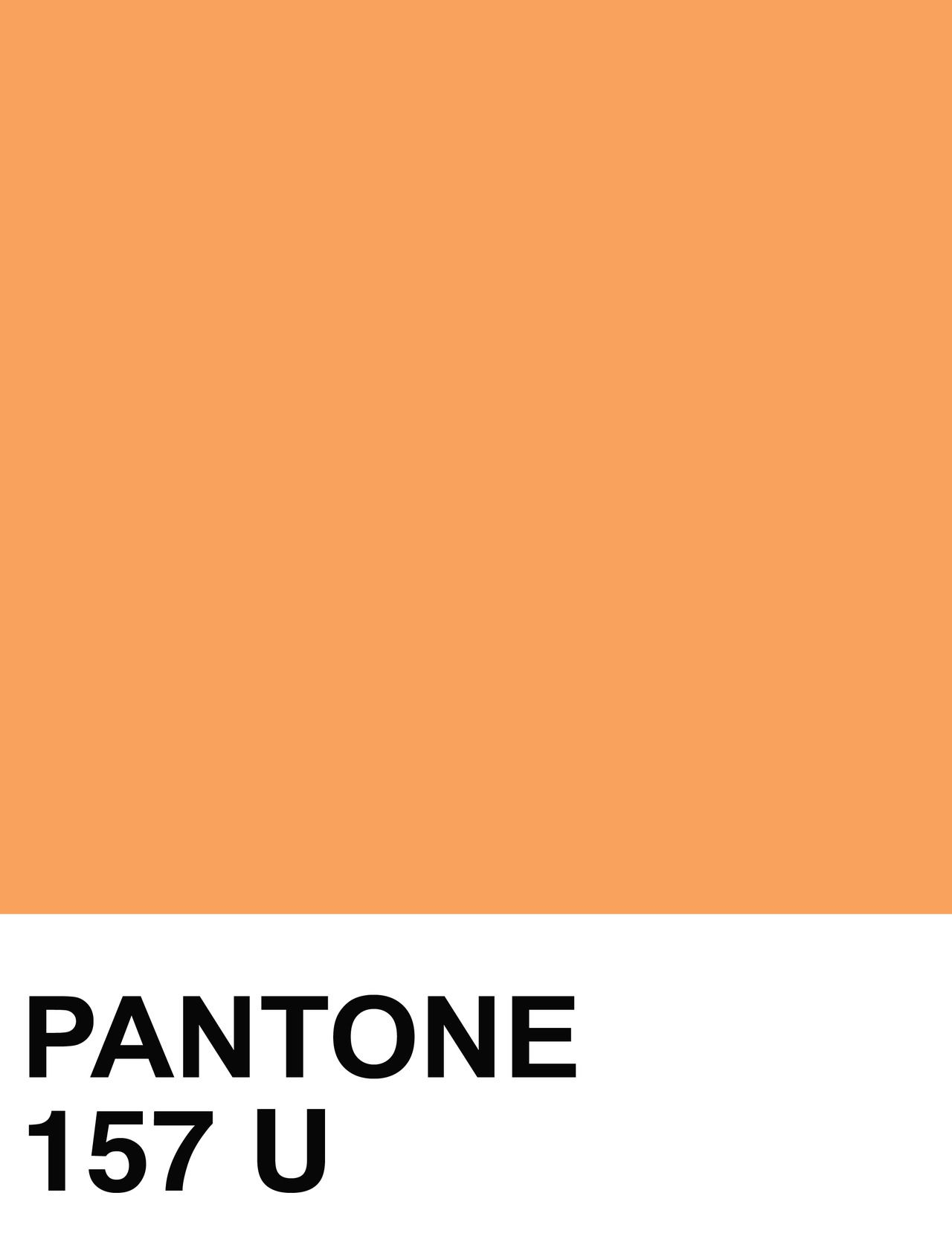 Pantone 157 u pantone pinterest pantone pantone solid uncoated color swatches for week love this color inspiration geenschuldenfo Choice Image