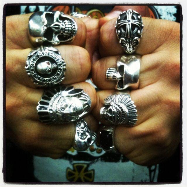 Male Rings