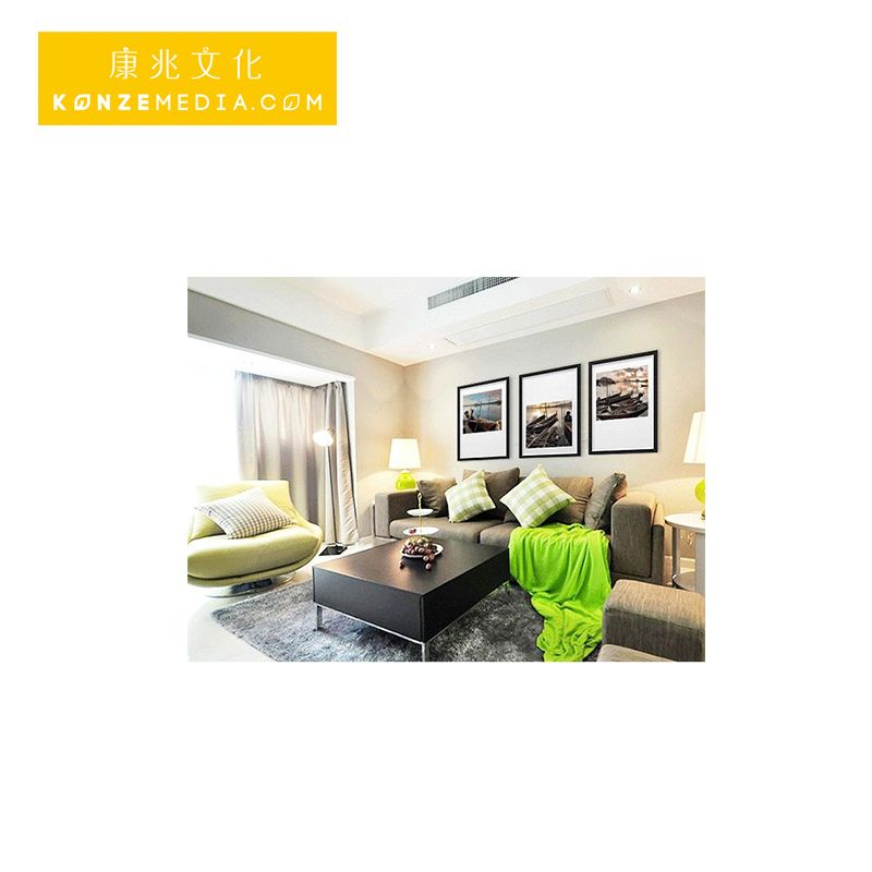 Attractive HD Glasses Free 3D Deep Effect Landscape Shops Office Living Room Lobby  Building Decoration Picture