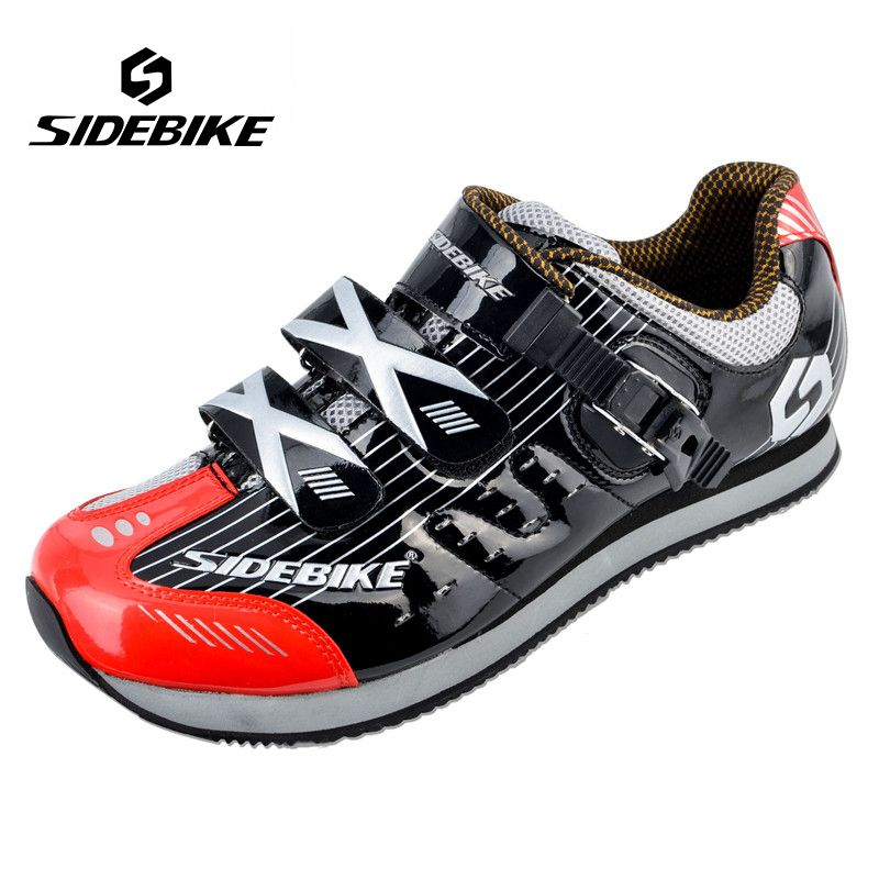 Sidebike Non Lock Mtb Road Cycling Shoes Ultralight Leisure Bike Shoes Men Breathable Non Slip Bicycle Shoes Sapatilha Ciclismo