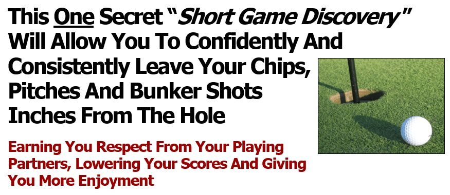 What is the secret of 1 short in golf,to know more visit our site.