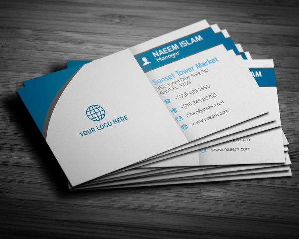 Business Cards Design 25 Creative Examples 19
