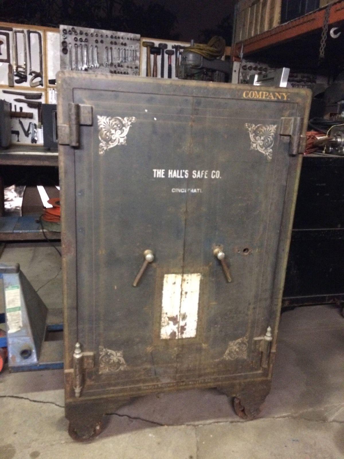 Gun Safe Antique Safe Vault Heavy Big