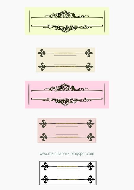 Free Digital And Printable Ornament Tags Digi Stamp And