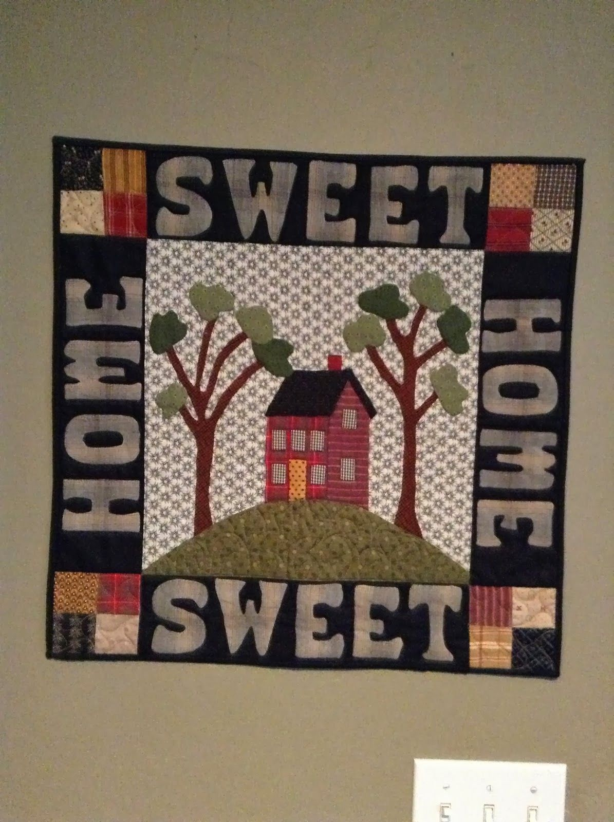 Home sweet home by Timeless Traditions | craft ideas to make | Pinterest