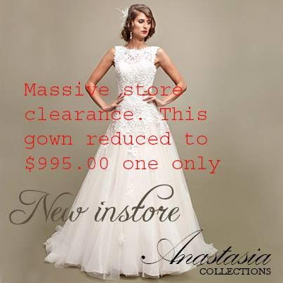 We are having a massive sale to make room for our new collection ...