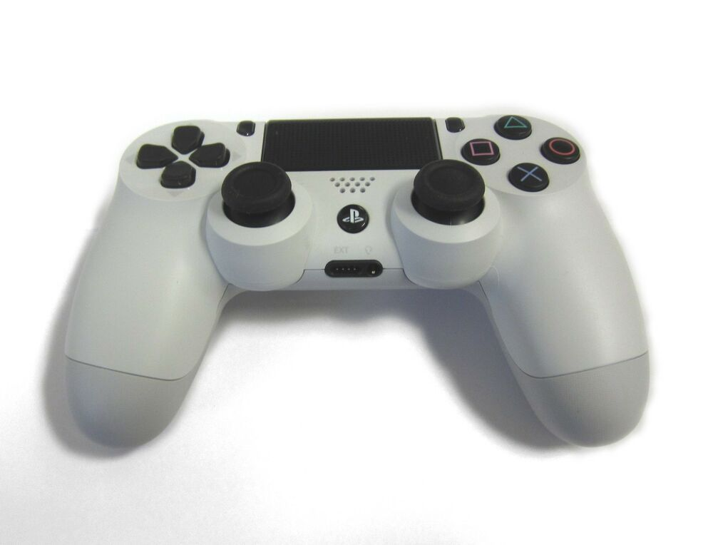 Genuine PS4 Dual Shock 4 PlayStation 4 Controller White Sony