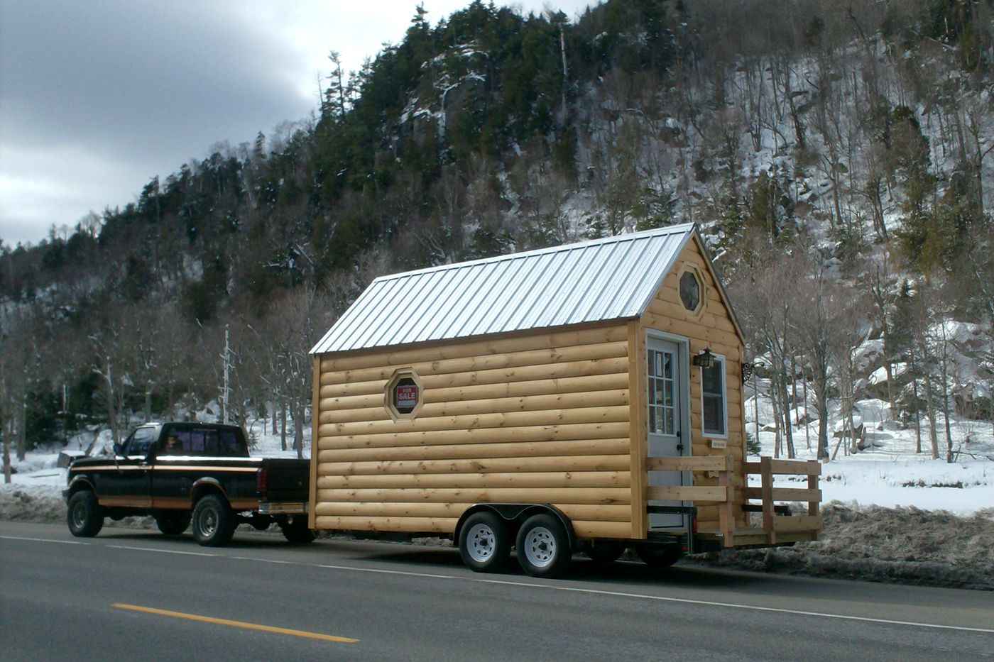 I Spent 3 Days In A Tiny House With My Mum To See What
