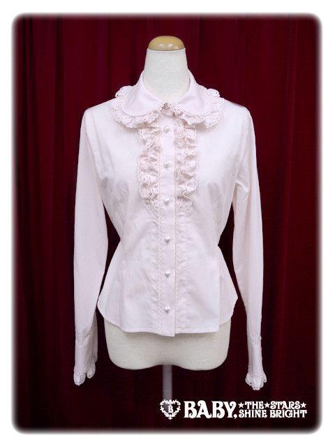 Baby, the stars shine bright Petit frill blouse2014