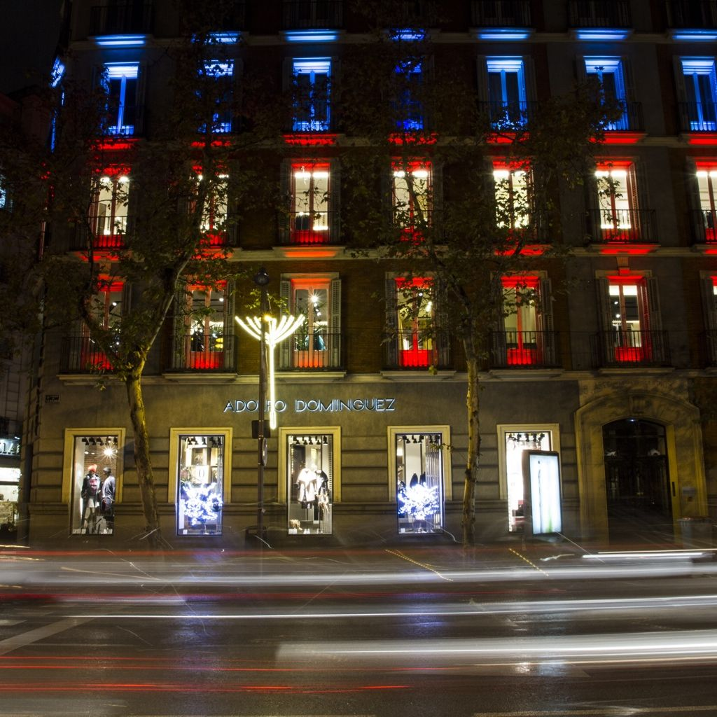 Adolfo Dominguez Serrano 5 Madrid Flagship Store Unanavidadad