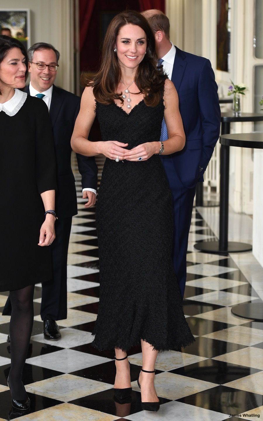 1e080a22eb2b The Duke and Duchess of Cambridge attend a reception to mark the launch of