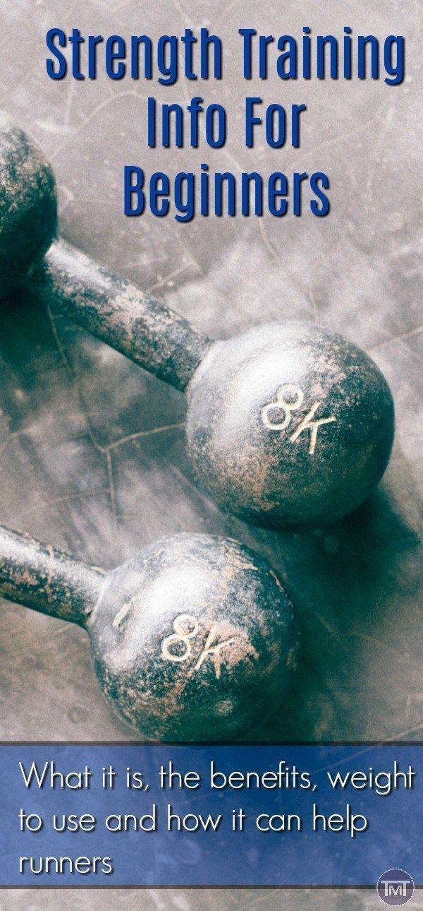 strength training info for beginners. Learn what strength training is, how it is useful, the weight...