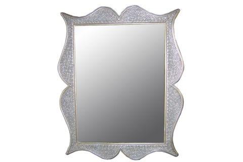 華麗時尚方面鏡