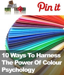 10 Ways To Harness The Power Of Colour Psychology