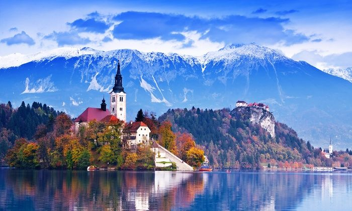 10 Day Tour Of Croatia And Slovenia Tour With Air From Gate 1 Travel Price Per Person Based On Double Occupancy Lake Bled Bled Slovenia Croatia Tours