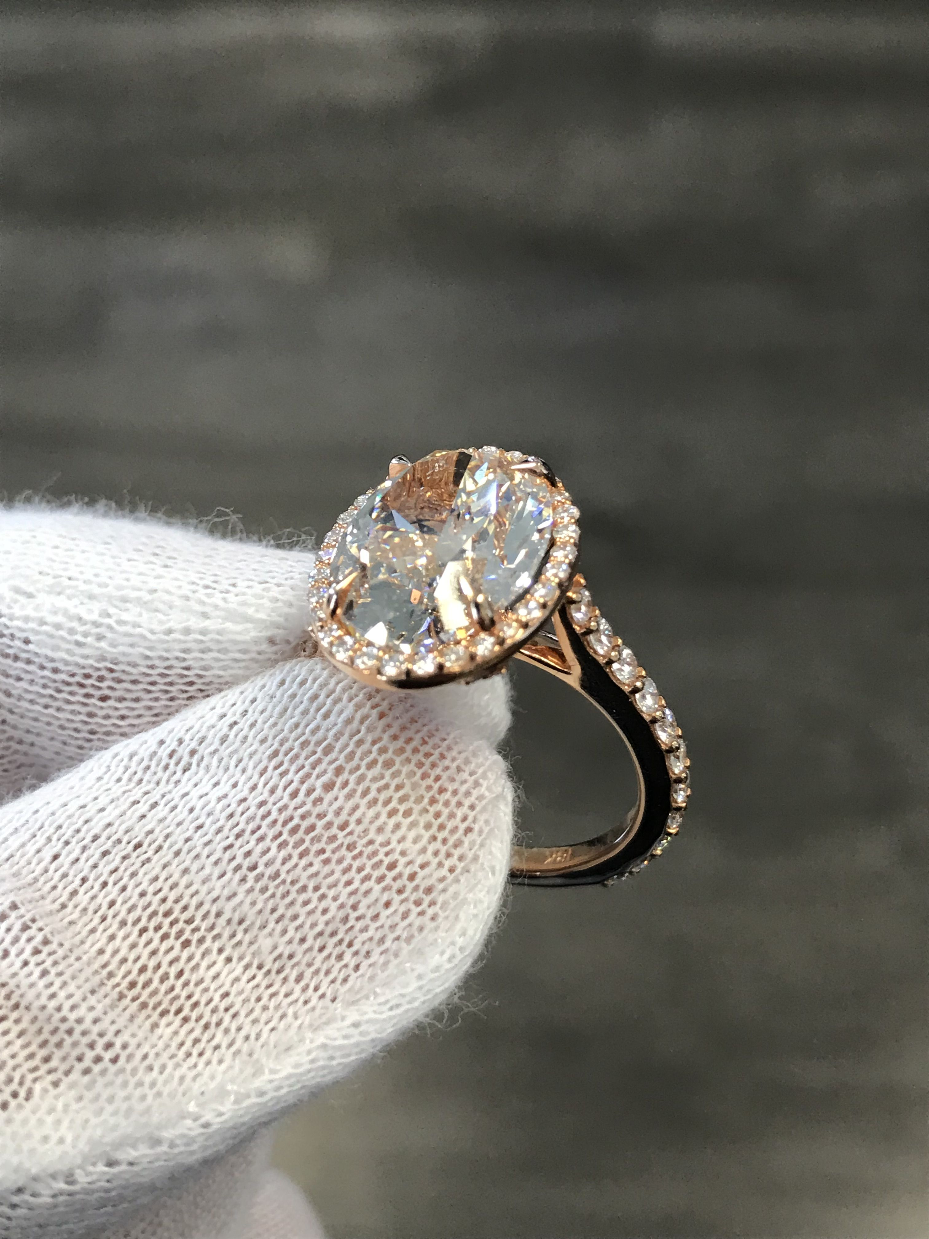 Diamond Financing How You Can Finance The Ring Of Your Dreams Wedding Rings Vintage Diamond Engagement Rings Vintage Vintage Wedding Rings Rose Gold