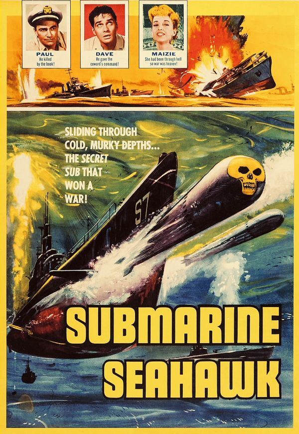 Download Submarine Seahawk Full-Movie Free
