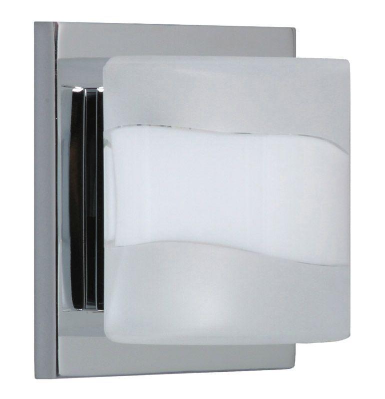 Halogen Bathroom Sconces besa lighting 1ws-787399 paolo 1 light ada compliant halogen