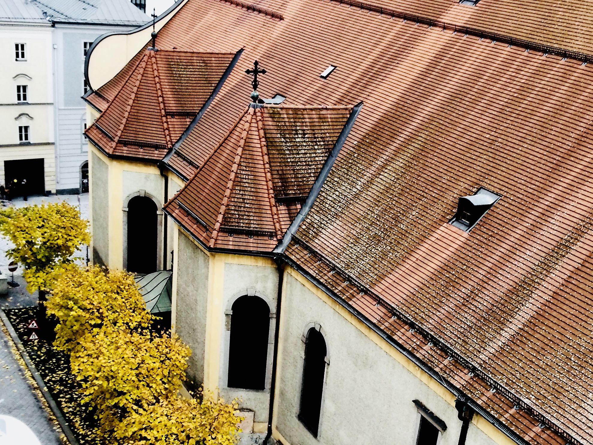 Msm Architekten linz central town church made by msm photography breathtaking
