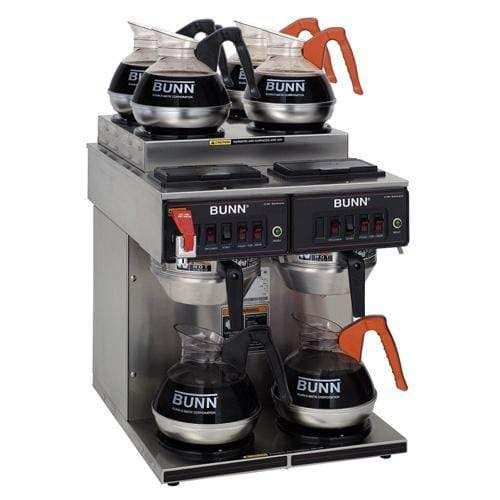 Bunn CWTF 4/2 Twin Automatic Coffee Brewer