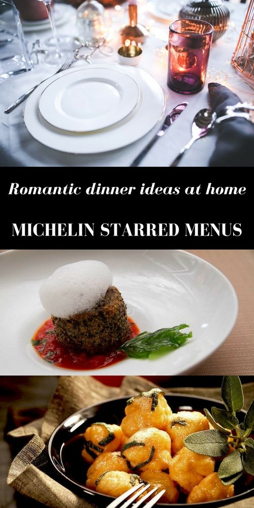Couples Dinner Party Ideas Part - 16: Romantic Dinner Ideas At Home: Michelin Starred Menu Just For Romantic  Couples