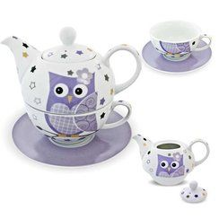 photo G. Wurm GmbH + Co. KG Service à thé en porcelaine pour une ...