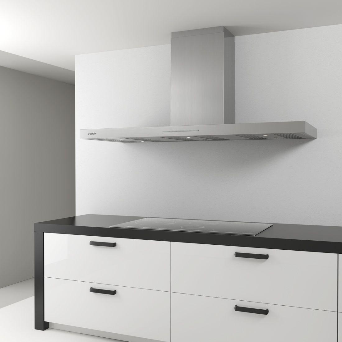 Campana extractora pando p861 campanas de pared en 2019 home decor decor y furniture - Campanas de cocina ...