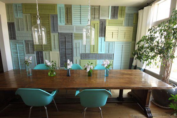 3 Uses For Window Shutters In Home Decor Shutter Wallpaper Jpg 600 400 Pixels