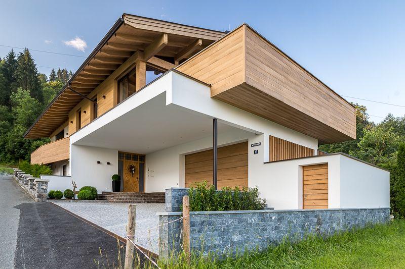 Hk architektur st johann in tirol haus f ideen for Moderner baustil einfamilienhaus