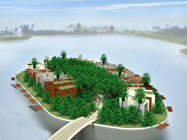 Una iniziativa immobiliare che prevede 18 ville di lusso per YTL Corporation a Sentosa Cove, Singapore. Progettista: Claudio Silvestrin Architects