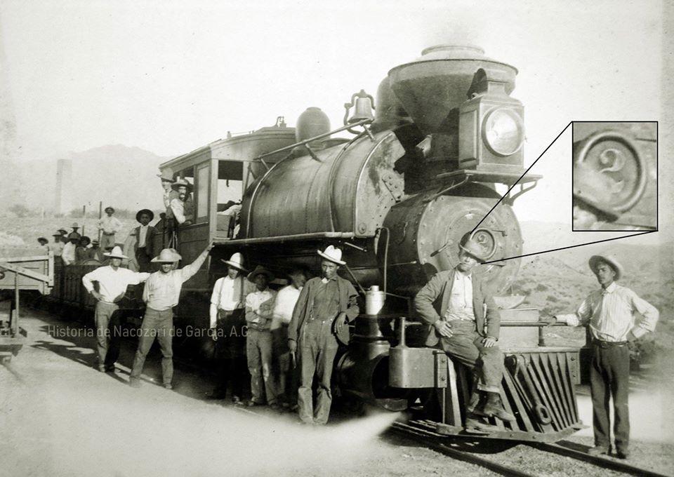 1907 Maquina 501 Que Condujo Jesus Garcia Corona Imagenes Historicas Historicas Coronas