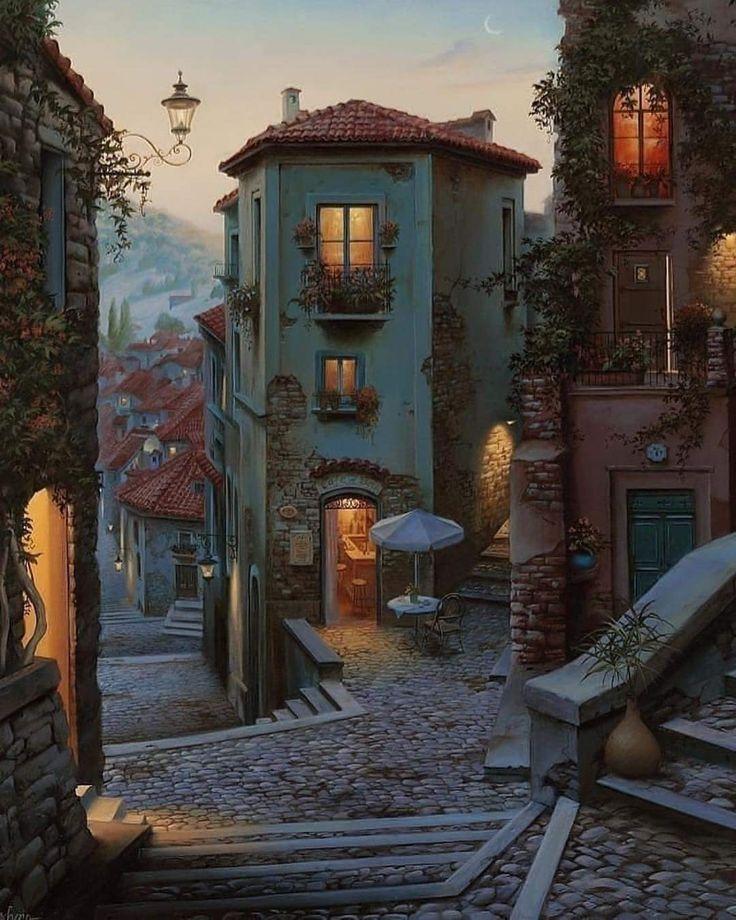 Straßen in Campobasso, Italien – #Campobasso #Italien #Straßen